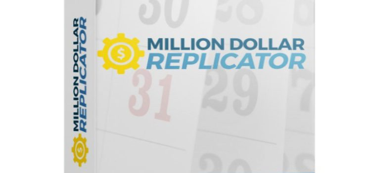 The-Million-Dollar-Replicator-System