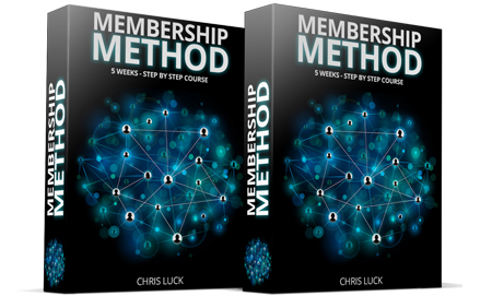Membership Method Membership Sites Customer Service Chat