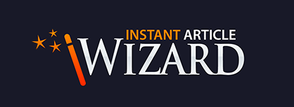 instant article wizard logo