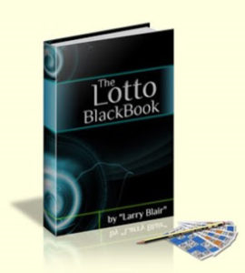 Lotto Black Book Logo