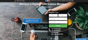 DigitalProfitCourse Official Website